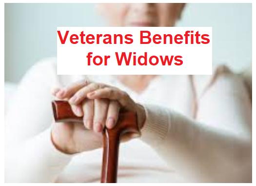 Veterans Benefits for Widows