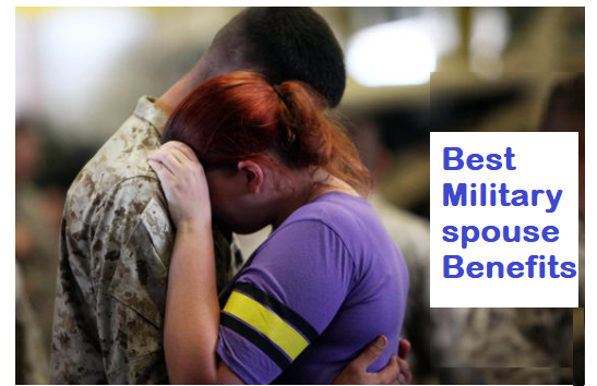 best military spouse benefits