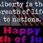 Happy 4th of July 2022 quotes