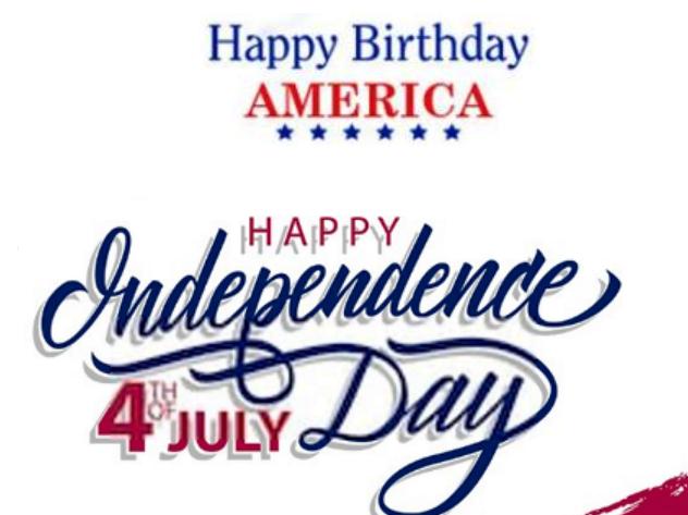 Happy Fourth of July 2021