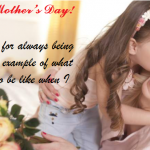 Mother's Day Messages From Daughter