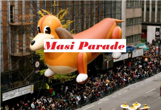 Masi Parade thanksgiving day 2021