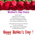 Mothers Day Poems 2021